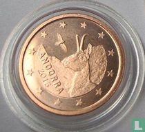 Andorra 1 cent 2015