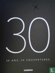 30 ans, 30 couvertures