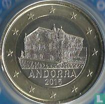 Andorra 1 euro 2015