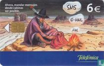 Telefonica SMS E-Mail Fax