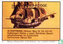 Gaststätte Hansa-Kogge - W.u.U. Pennekamp