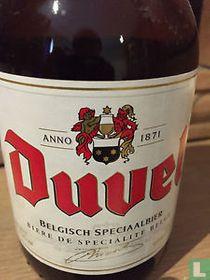 Duvel fles versie Engel-Duivel