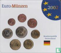 Duitsland combinatie set 2002