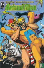Animal Man 4
