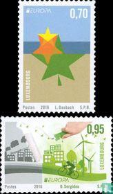 Europa – Think green