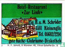 """""""Zur Linde"""" - H.u.M. Schröder"""