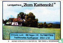 """Landgasthaus """"Zum Kattenohl"""""""