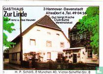 Gasthaus Zur Linde - Franz u. Ilse Heuser