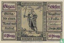 Glogau 10 Pfennig