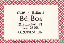 Café Billard Bé Bos