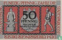 Bielefeld 50 Pfennig