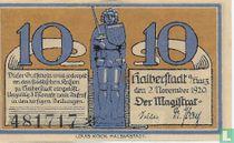 Halberstadt 10 Pfennig