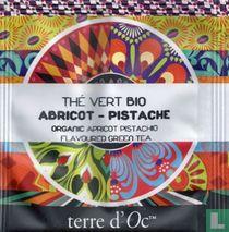 Abricot - Pistache