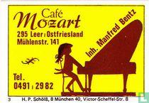 Café Mozart - Manfred Bentz