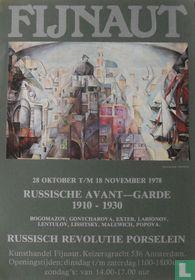 Fijnaut - Russische Avant-Garde 1910-1930