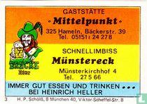 """""""Mittelpunkt"""" - Münstereck"""