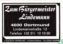 Zum Bürgermeister Lindemann