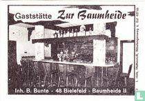 Zur Baumheide - B. Bunte