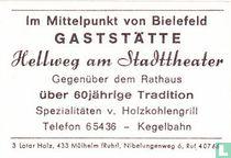Gaststätte Hellweg am Stadttheater