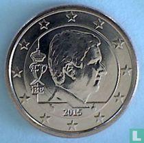 Belgium 1 cent 2015