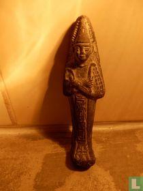 Egyptian Tomb Figurine. (Shabti)
