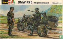 BMW R75 mit Seitenwagen