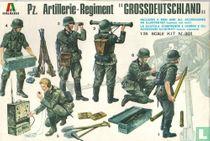 """Pz Artillery Regiment """"GrossDeutschland"""""""