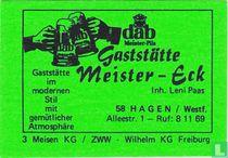 Gaststätte Meister-Eck - Leni Paas