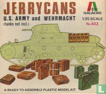 Jerrycans USArmt and Wehrmacht