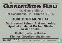 Gaststätte Rau - Gisele Müller