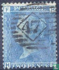 Koningin Victoria 8 Vier letters