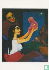 """""""Heilige Nacht""""  (1912)"""
