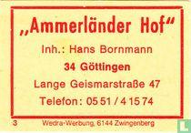 """""""Ammerländer Hof"""" - Hans Bornmann"""