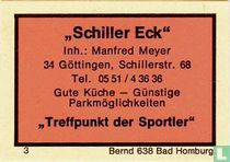 """Schiller-Eck"" - Manfred Meyer"