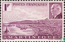 Fort-de-France en Pétain