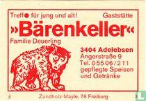 "Gaststätte ""Bärenkeller"" - Familie Deuerling"