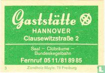 Gaststätte Hannover