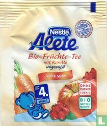 Bio-Früchte-Tee mit Karotte