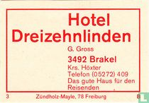 Hotel Dreizehnlinden - G. Gross