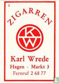 Zigarren Karl Wrede