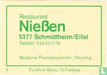 Restaurant Niessen