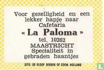 Cafetaria La Paloma