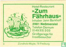 """""""Zum Fährhaus"""" - Jann Barkhoff"""