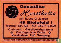 Gaststätte Horstkotte - R.u.G. Janssen