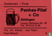 Panhas-Pilaf + Co