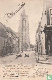 Gorinchem. Kruisstraat.
