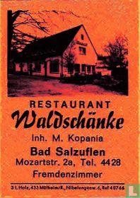 Restaurant Waldschänke - M. Kopania