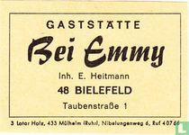 Gaststätte Bei Emmy - E. Heitmann