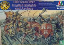 100 Years War English Knights and Archers