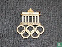 1936 XI. Olympiade Berlin